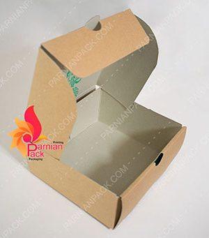جعبه برگر کرافت2