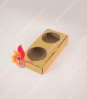 جعبه جالیوانی دوتایی