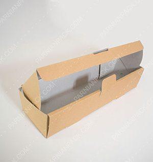جعبه هات داگ و ساندویچ