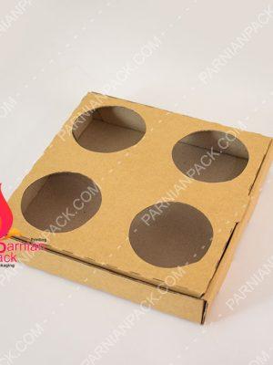 جعبه جالیوانی 4 تایی